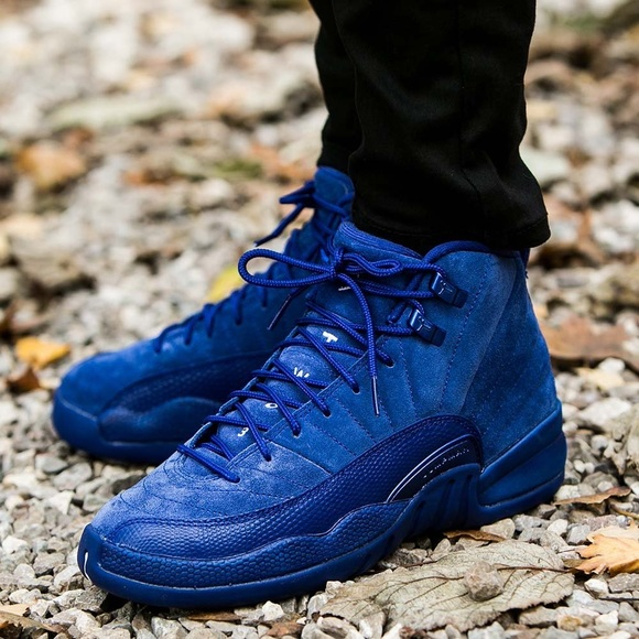 promo code 3e0e4 d4567 Air Jordan Retro 12 Deep Royal